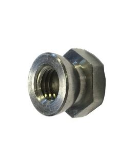 M6 Shear Nut A4 stainless steel (Permacone - snapoff - Security - Tamper Proof)