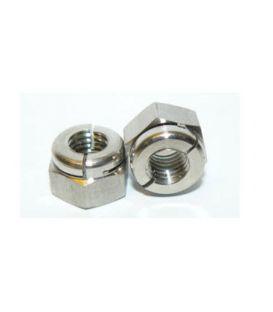 Aerotight M4 A2 Stainless steel Self-Locking Nut