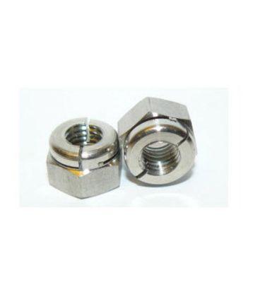 Aerotight M24 A2 Stainless steel Self-Locking Nut