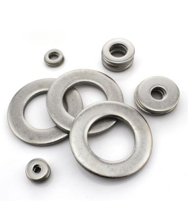 M30 A4 Stainless Steel flat washer DIN125