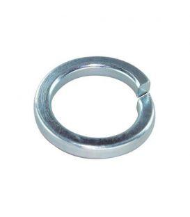 M10 spring washer Zinc plated mild steel DIN7980