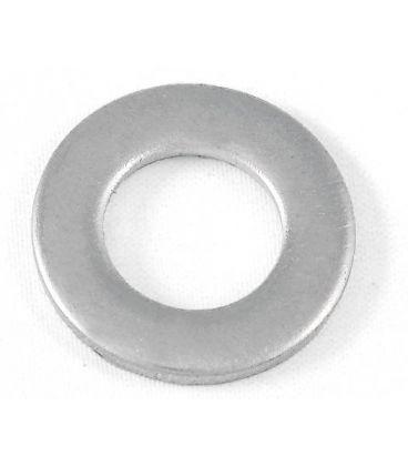 M10 Flat Washer - Self Colour Mild Steel DIN125