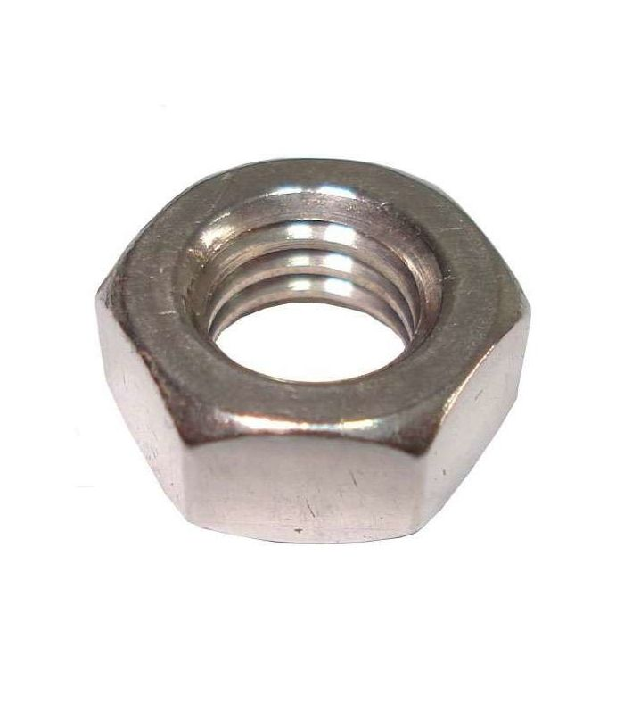 M10 Hex Nut A4 Stainless Steel Left Hand Thread Din934
