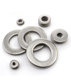 M5 A4 Stainless steel FLAT WASHER DIN125