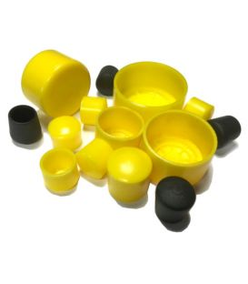 Plastic (LDPE) External End Cap for British Standard Pipe