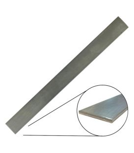 Flat Bar in A2 (T304) And A4 (T316) Stainless Steel - 300 mm Length