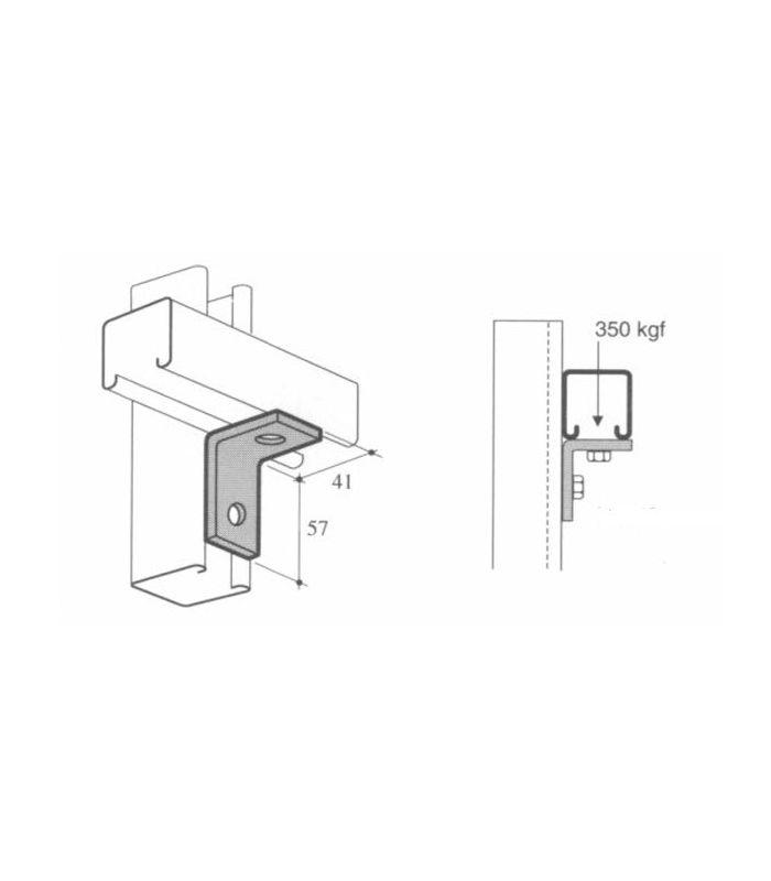 P1068 Unistrut Schematic