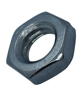 DIN 439 Metric Thin Hexagon Nuts. Standard Pitch. Various Materials and sizes