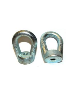 Weldless Bownut to BS 3974 with Galvanised or Zinc Plated Finish