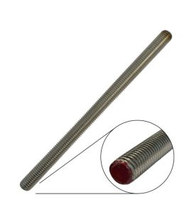 Studding DIN 976 Metric Fully Threaded Bar A4 & A2 Stainless steel - Various Lengths