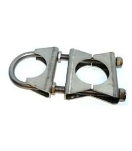 38 mm Mast Mounting Bracket - T304 Stainless Steel