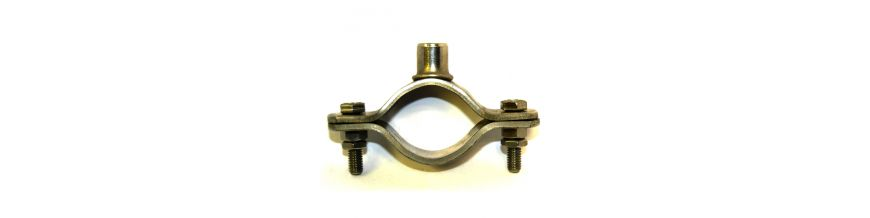 Stainless Steel Munsen Type Boss Pipe clips