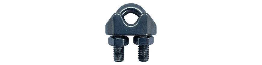 Stainless Steel wire clamps