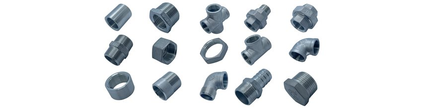 British Standard Pipe Fittings (BSP Threads)