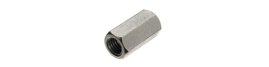 Tie Bar Connector - Coupling Nut - Long Nut