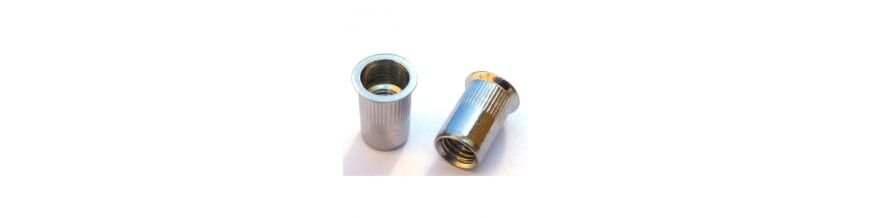 Rivet Nuts Stainless Steel and Zinc Plated Mild Steel