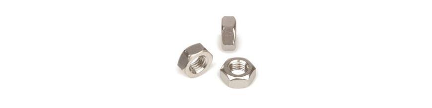 Hexagon Nuts - Full, Thin, Heavy