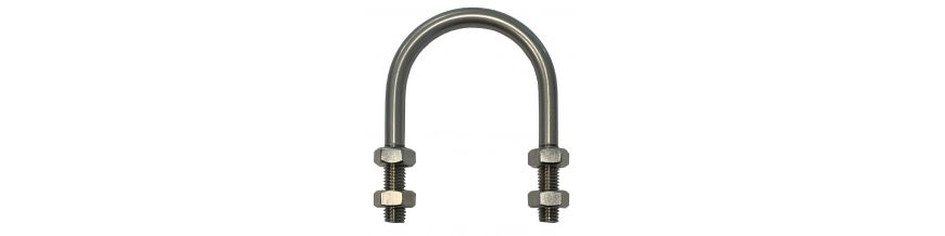 British Standard Non gripping U-bolts