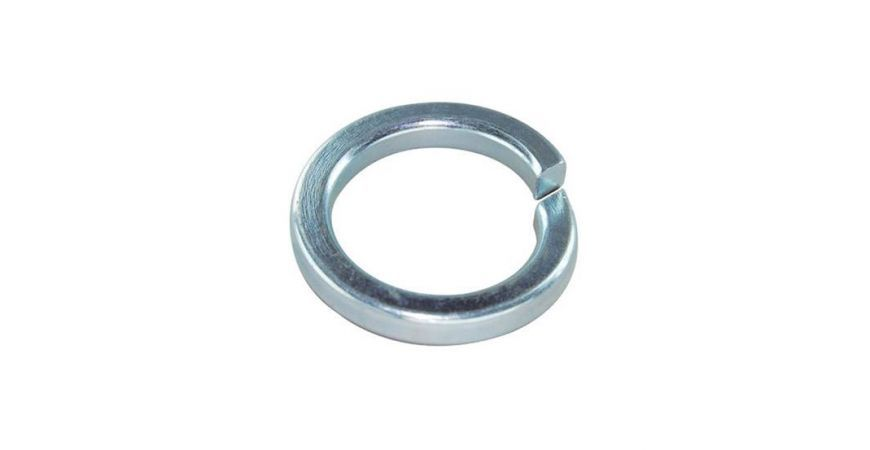 DIN 7980 is the international standard for Spring lock washers with square ends